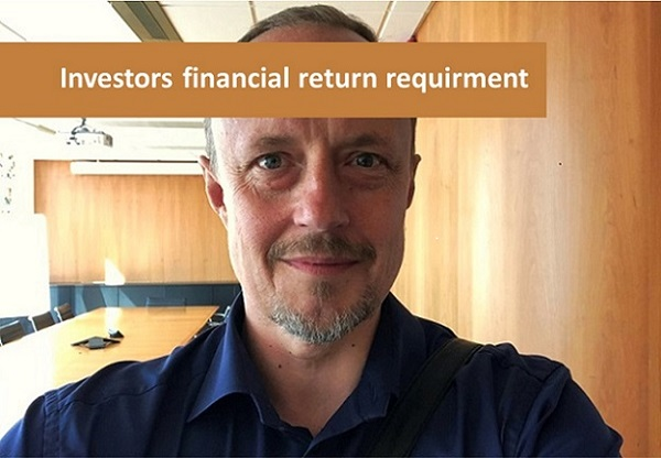 Growth strategies and financing